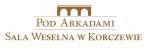 Logo - salaPod Arkadami w Korczew, Ks. Brzóski